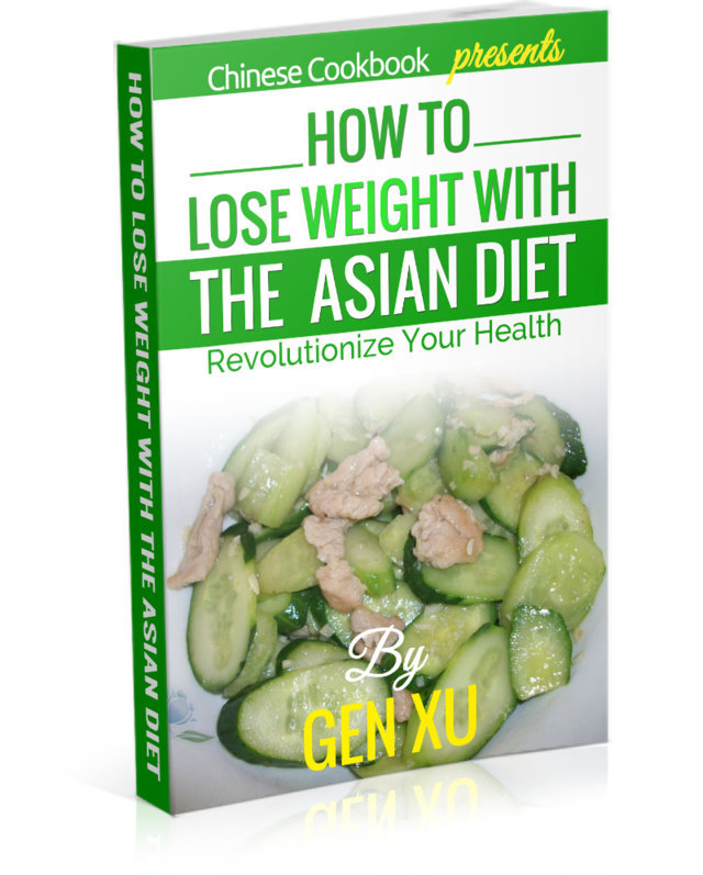 How To Lose Weight With The Asian Diet