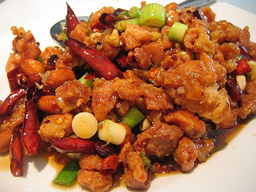kung pao chicken recipe chinese cookbook